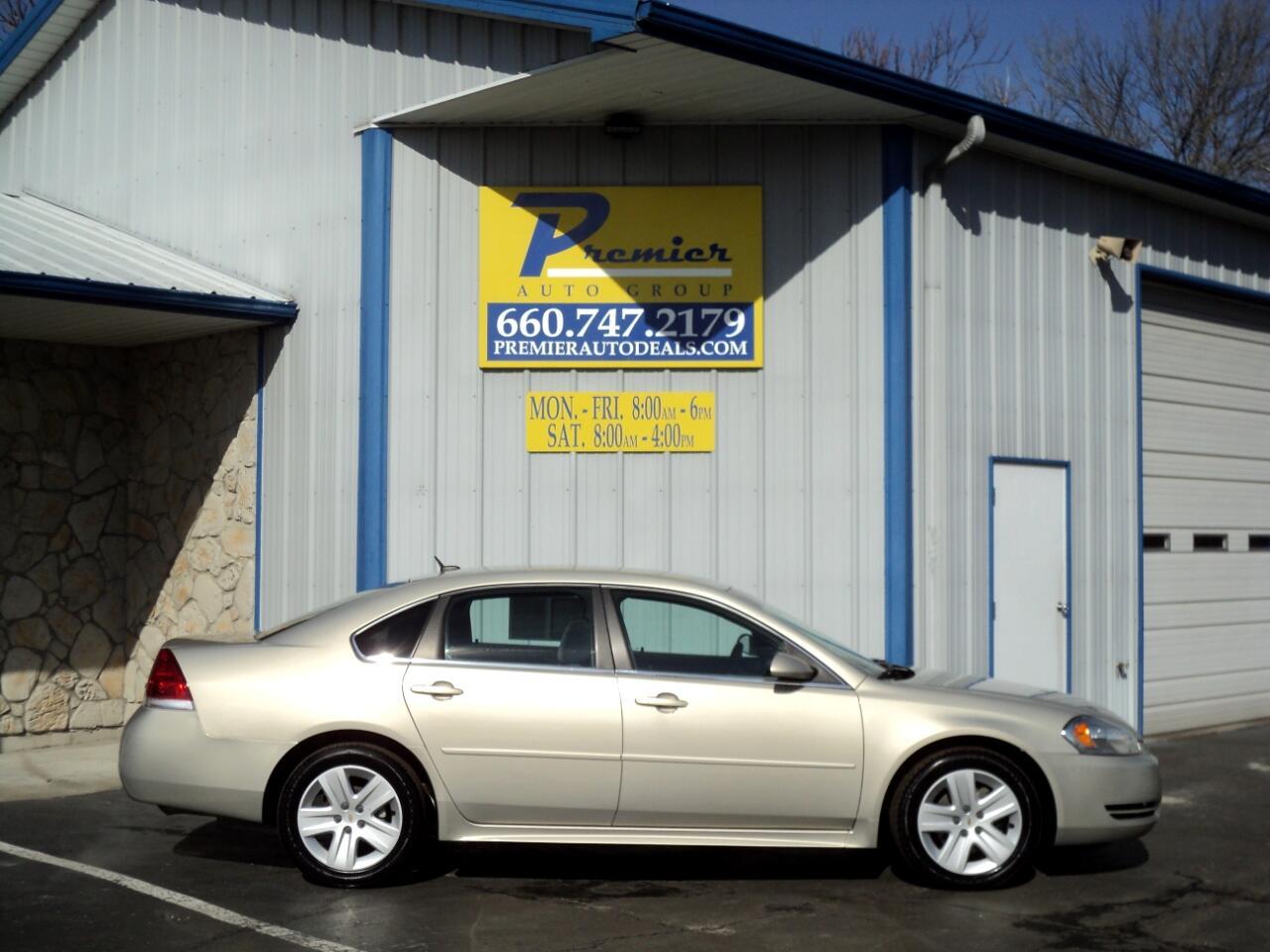 Chevrolet Impala 4dr Sdn LS Retail 2011
