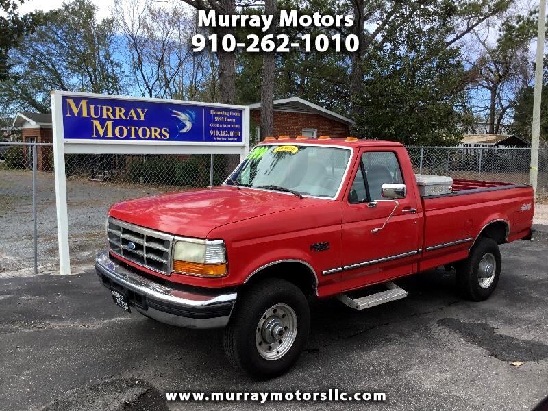 1996 Ford F-250 XL HD Reg. Cab 4WD