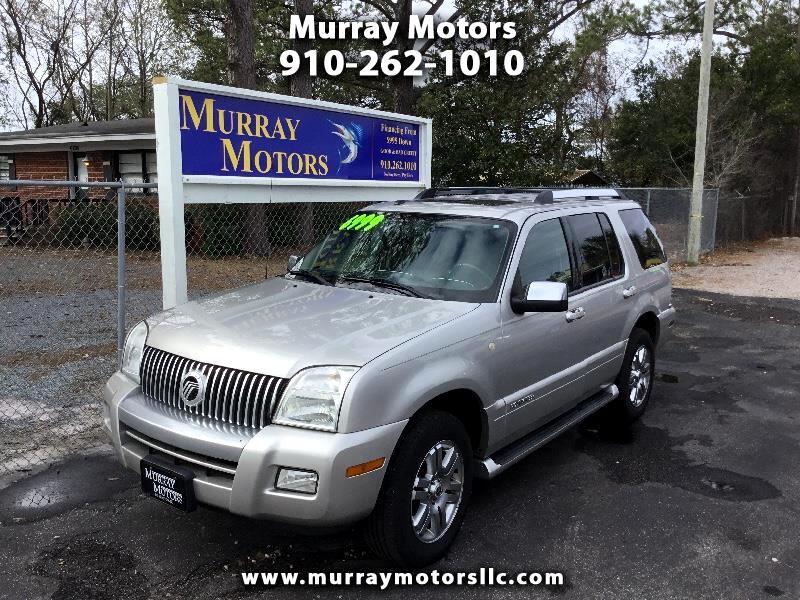 2008 Mercury Mountaineer Premier 4.6L AWD
