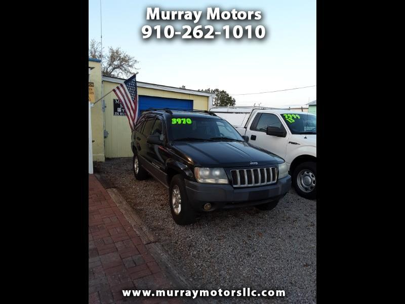 Jeep Grand Cherokee Laredo Special Edition 4WD 2004