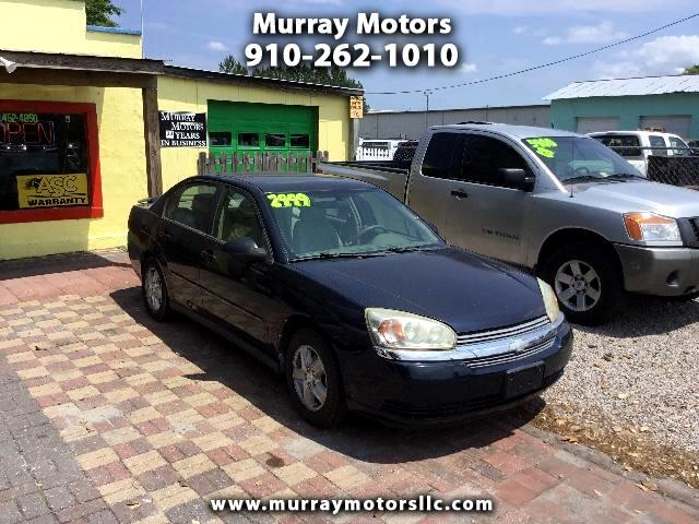 2004 Chevrolet Malibu LS bad credit financing