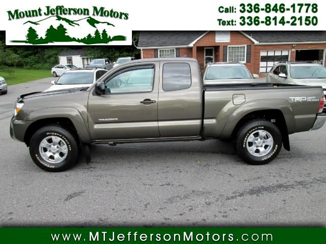2015 Toyota Tacoma Access Cab V6 5AT 4WD
