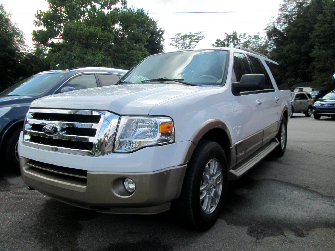 Ford Expedition  2013