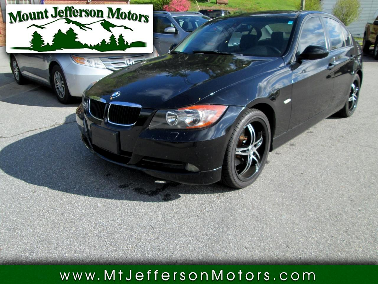 BMW 3 Series 325xi 4dr Sdn AWD 2006
