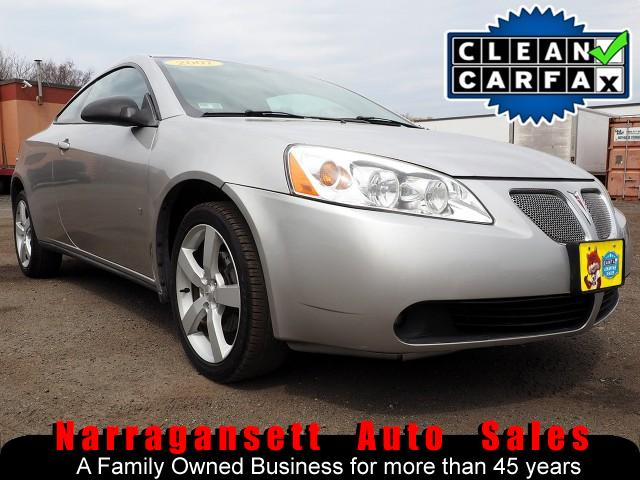 2007 Pontiac G6 GT Auto Air Fully Loaded Leather Moonroof