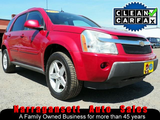 2006 Chevrolet Equinox LT AWD V-6 Auto Leather Moonroof Only 96K