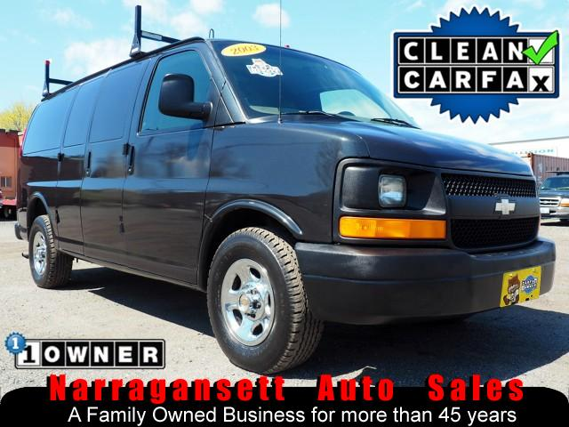 2003 Chevrolet Express 2500 All Wheel Drive Cargo Van Auto 1-Owner 89K