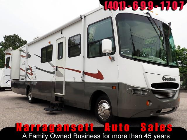 2003 Coachmen Aurora Gold 36' Class-A 2-Slide-Outs Only 39K