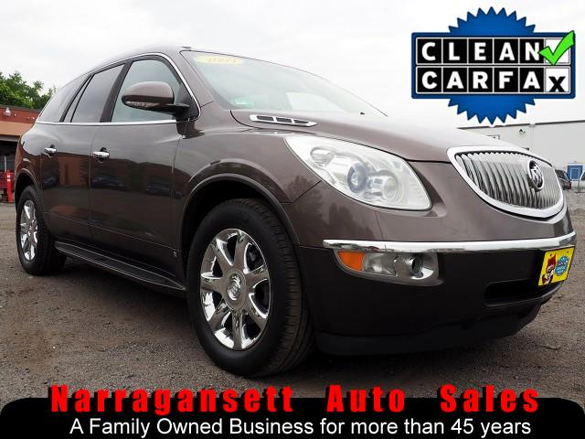2009 Buick Enclave CXL AWD Leather Glass Panoramic Roof Rear DVD NAV