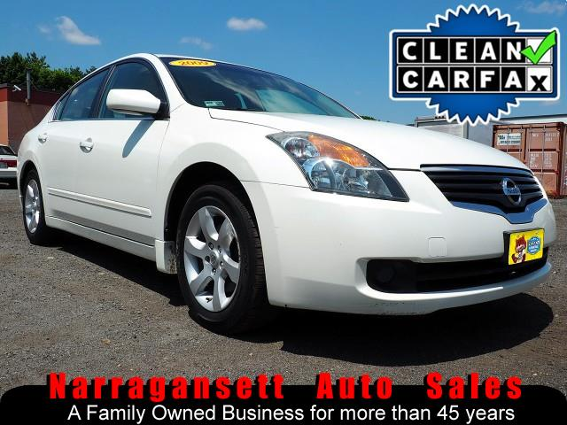 2009 Nissan Altima 2.5 S Auto Air Full Power Moonroof 1-Owner 116K