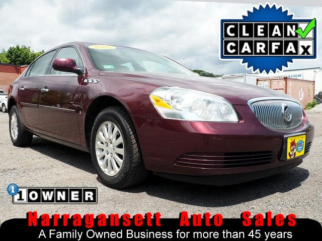 2007 Buick Lucerne V-6 Auto Air Full Power 1-Owner 130K Super Clean