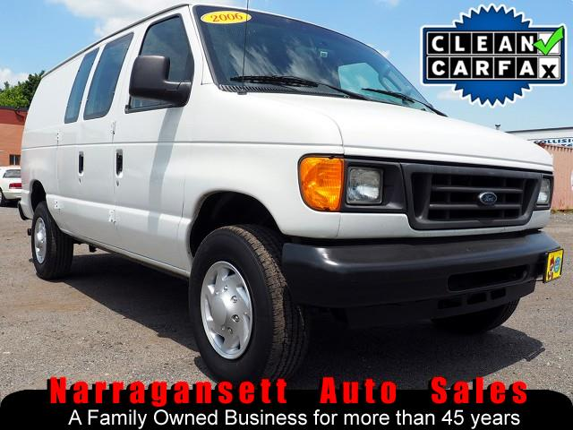 2006 Ford E350 Super Duty Cargo Van V-8 Auto Air No Rust