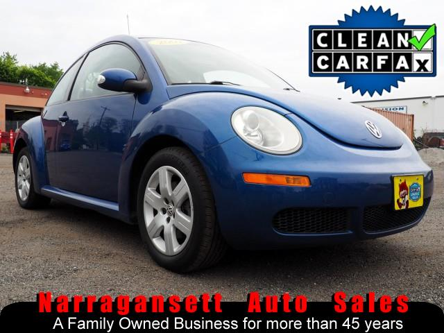 2007 Volkswagen Beetle Auto Air Full Power Leather Only 81K Super Nice