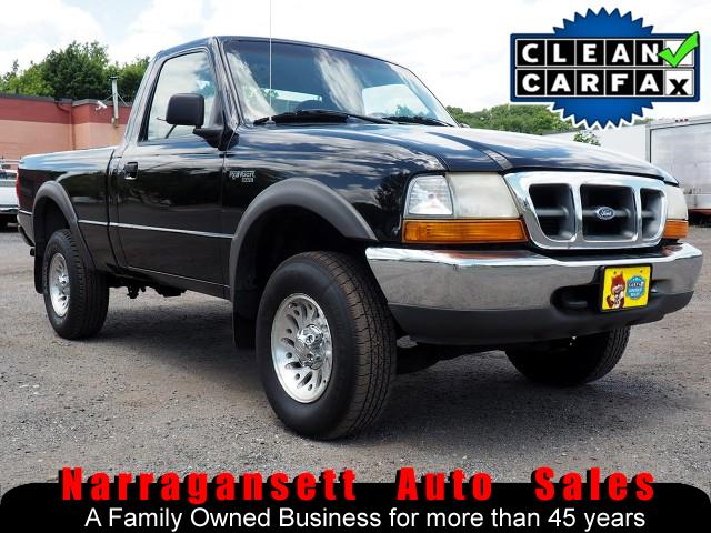 1999 Ford Ranger 4X4 V-6 Auto Air Only 113K. Super Clean