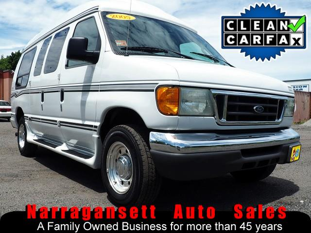 2005 Ford E250 High Top Conversion Van Fully Loaded Leather 1-Own