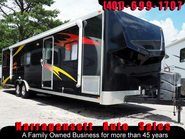 2010 Forest River Work-N-Play 30' Toy Hauler Sleeps 6 Super Nice