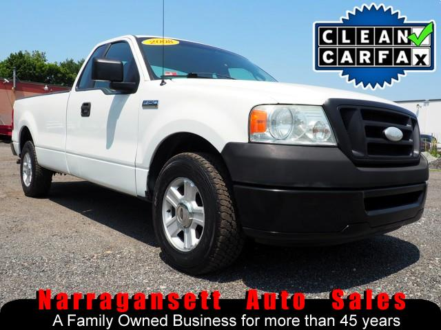 2008 Ford F-150 XL V-6 Auto Air 8FT Bed 176K No Rust
