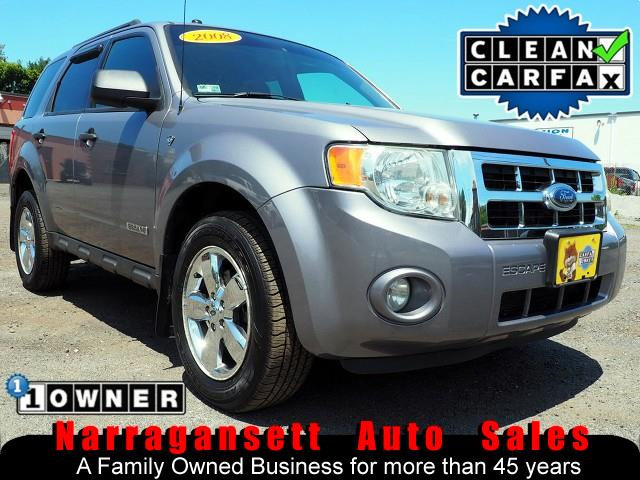 2008 Ford Escape XLT 4X4 V-6 Auto Air Full Power Moonroof 105K