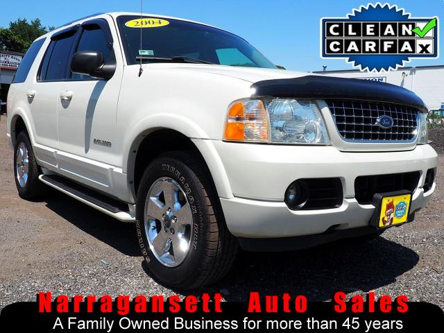 2004 Ford Explorer Limited 4X4 V-8 Leather Moonroof Third Seat Sharp!