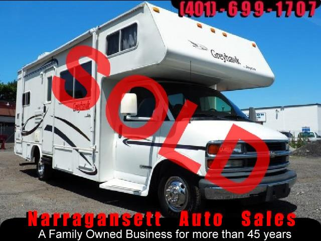 2003 Jayco Greyhawk Chevrolet 22' Class C Slide-Out Sleeps 6 Only 17K