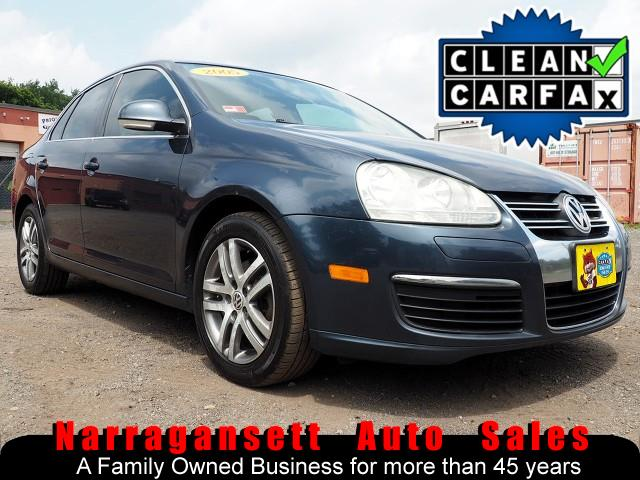 2005 Volkswagen Jetta Auto Air Full Power Leather Moonroof