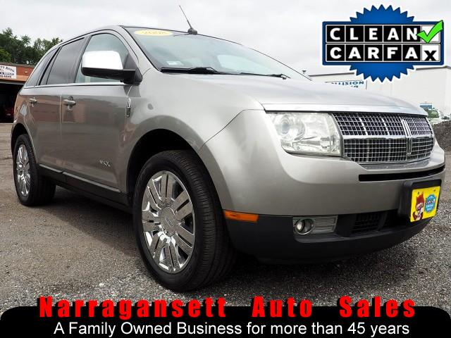 2008 Lincoln MKX AWD Fully Loaded Leather Glass Panoramic Roof