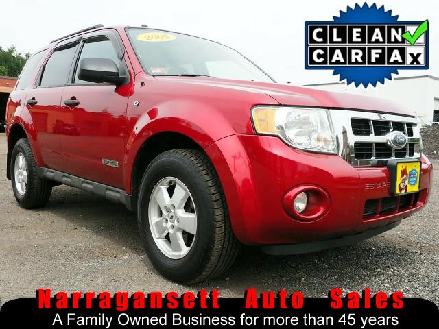 2008 Ford Escape 4X4 V-6 Auto Air Full Power Moonroof Only 118K