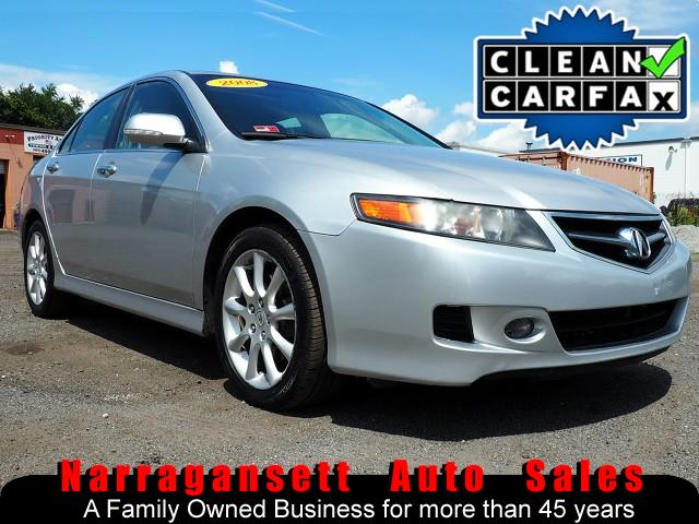 2008 Acura TSX Auto Air Fully Loaded Leather Moonroof Super Nice