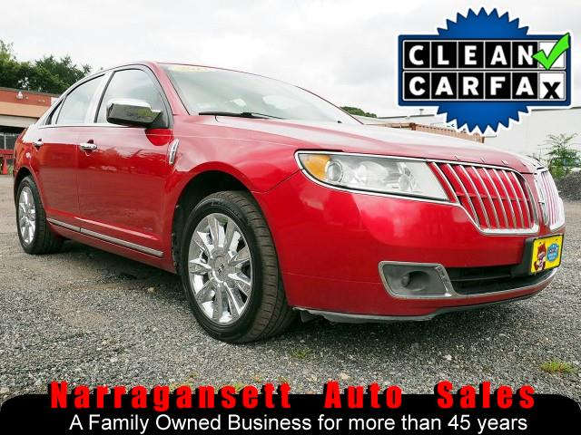 2011 Lincoln MKZ AWD Leather Moonroof Chrome Wheels Real Sharp