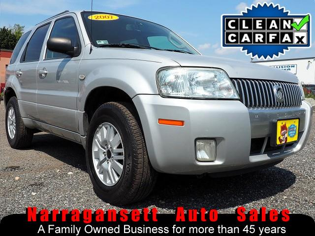 2007 Mercury Mariner 4X4 V-6 Auto Air Full Power Leather Moonroof