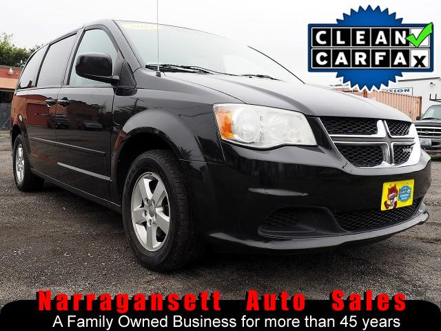 2012 Dodge Grand Caravan SXT Full Power Stow-N-Go Super Clean