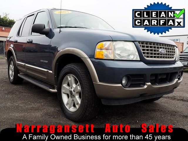 2004 Ford Explorer Eddie Bauer 4X4 Leather Moonroof Only 77K