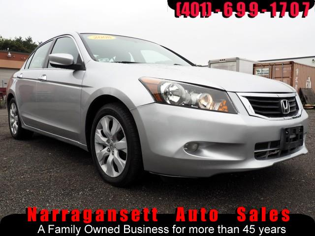 2008 Honda Accord EX V-6 Auto Fully Loaded Leather Moonroof