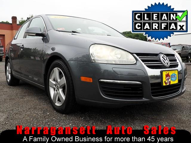 2008 Volkswagen Jetta Auto Fully Loaded Leather Moonroof