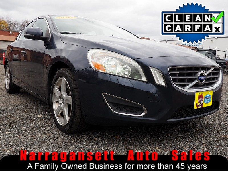 2012 Volvo S60 Auto Air Full Power 143K Super Clean Throughout
