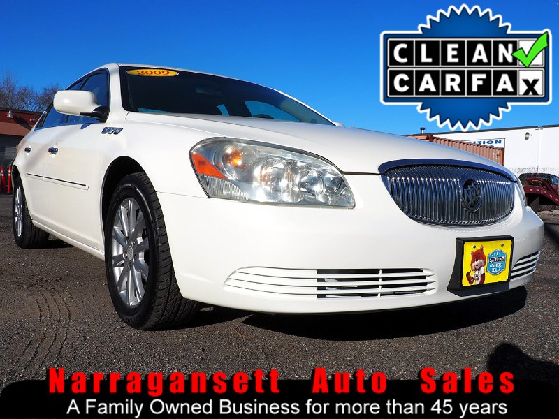 2009 Buick Lucerne CXL V-6 Auto Air Fully Loaded Leather Super Nice