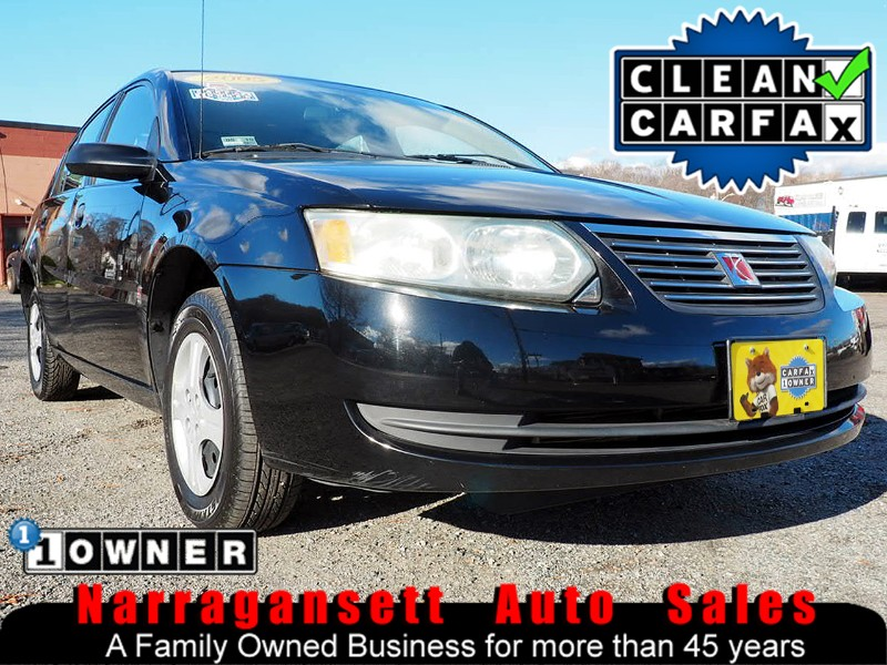 2005 Saturn ION Auto Air 1-Owner Only 72,000 Original Miles