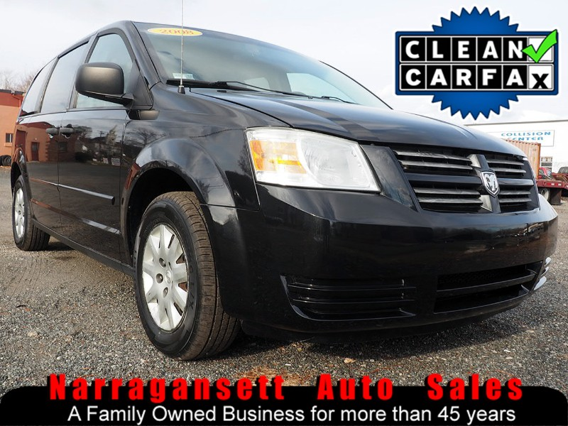 2008 Dodge Grand Caravan SE V-6 Auto Air Full Power Only 114K
