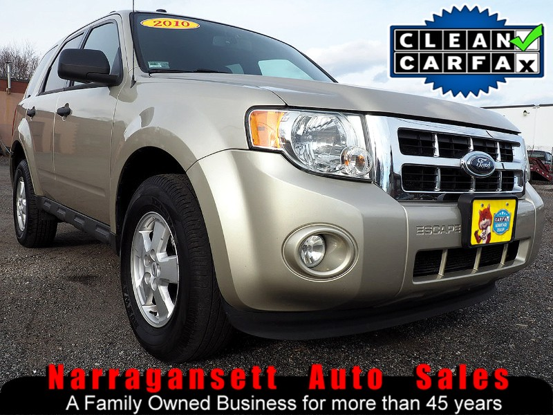 2010 Ford Escape Auto Air Full Power Moonroof 125K Super Nice