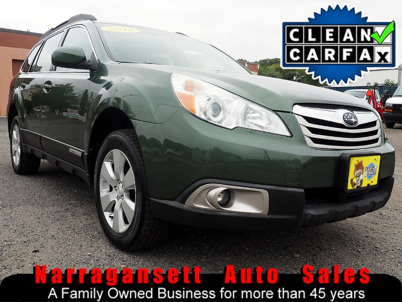 2012 Subaru Outback AWD Auto Air Full Power Super Clean