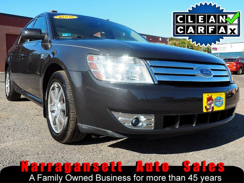 2008 Ford Taurus SEL V-6 Auto Air Full Power Only 85K Super Clean