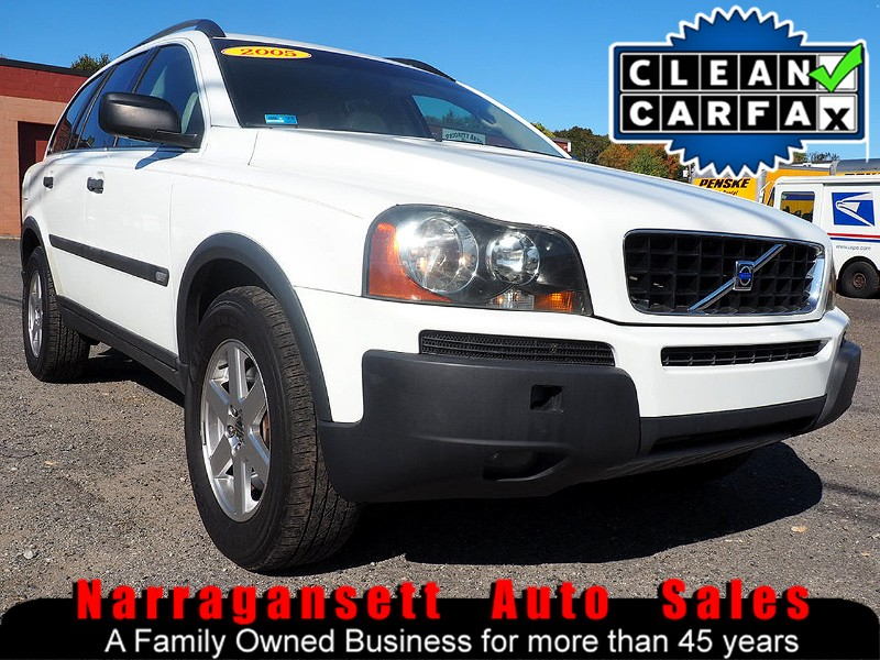 2005 Volvo XC90 Fully Loaded Leather Moonroof 173K Super Clean