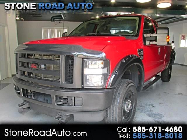 2009 Ford F-350 SD XL SuperCab Long Bed 4WD