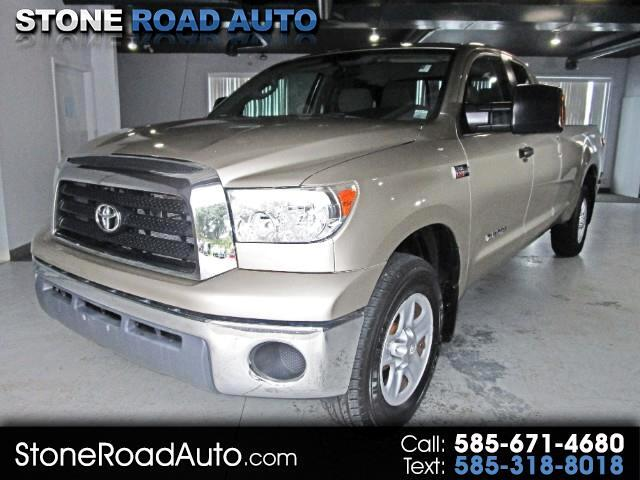 2007 Toyota Tundra SR5 Double Cab LB 6AT 4WD