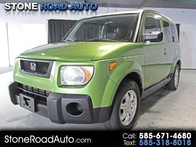 2006 Honda Element EX-P 4WD AT