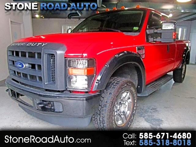 "2008 Ford F-350 SD SRW 4WD SuperCab 142"" XL"