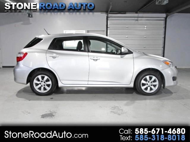 Used 2011 Toyota Matrix For Sale In Ontario Ny 14519 Stone Road Auto