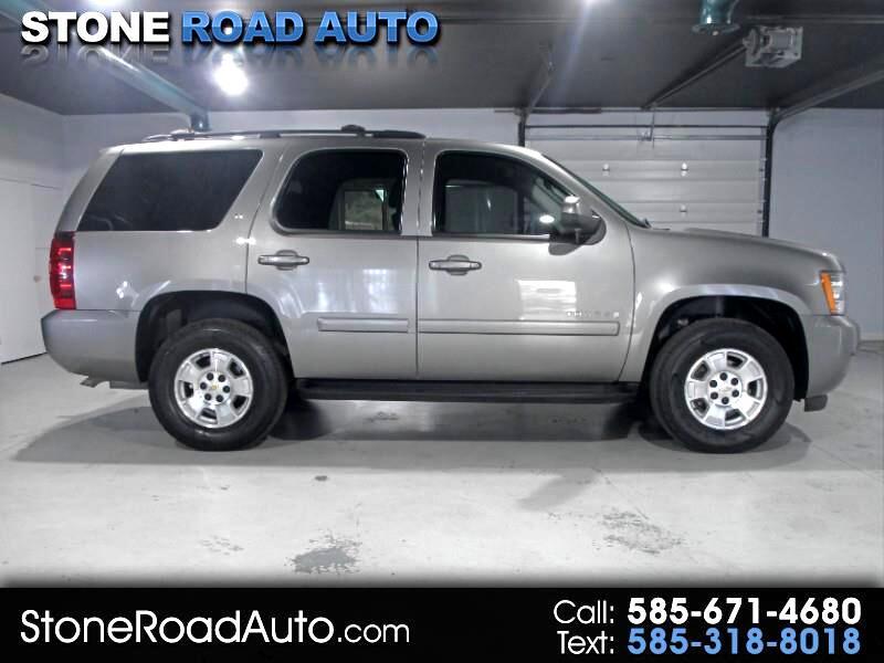 2008 Chevrolet Tahoe 4dr LS