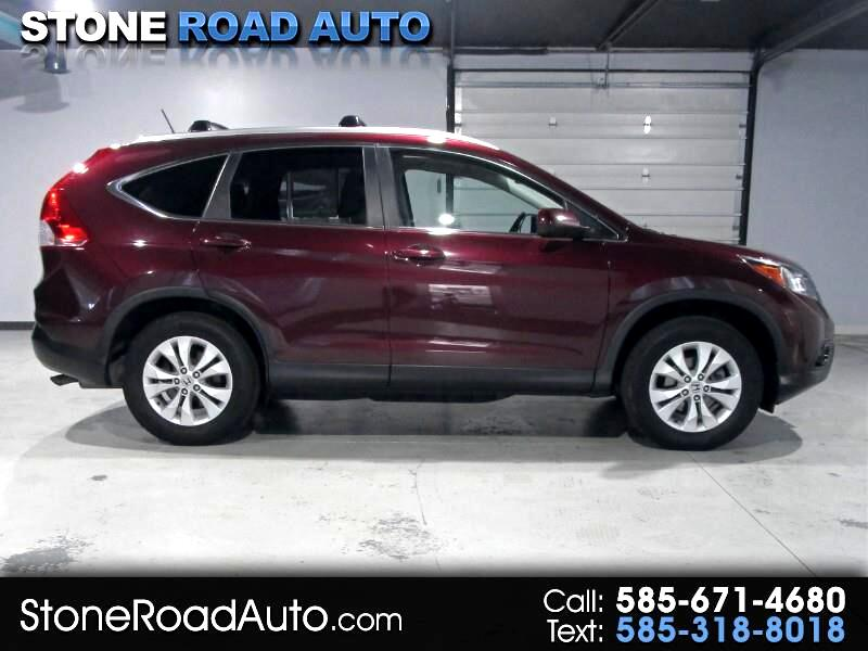 2014 Honda CR-V EX-L 4WD 5-Speed AT