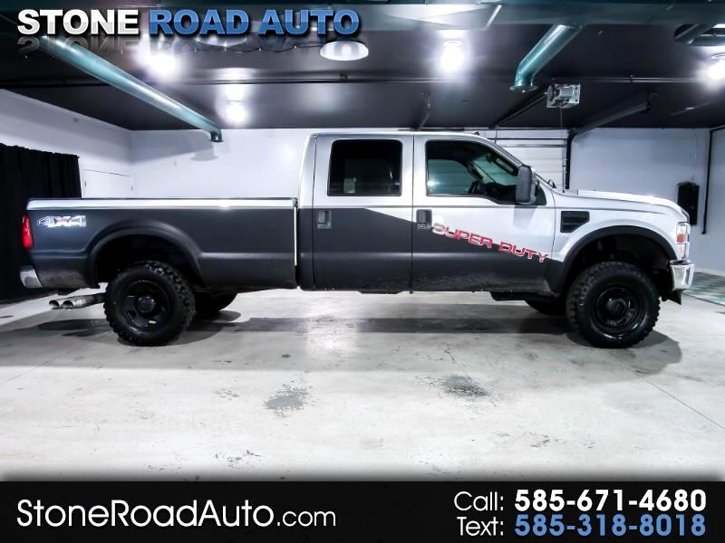 "2010 Ford F-250 SD 4WD Crew Cab 156"" XL"